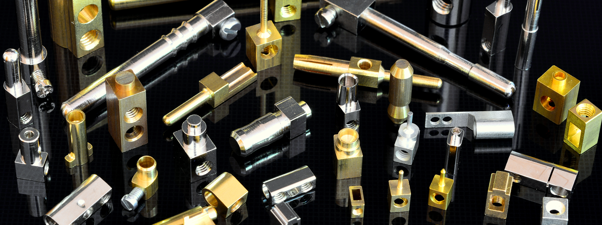 PRECISION TURNED BRASS PARTS
